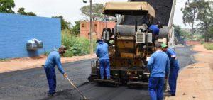 Hortolândia: PIC garantirá 100% de asfalto em toda a cidade