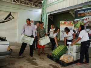 Hortolândia comemora seis anos de implantação do Banco de Alimentos